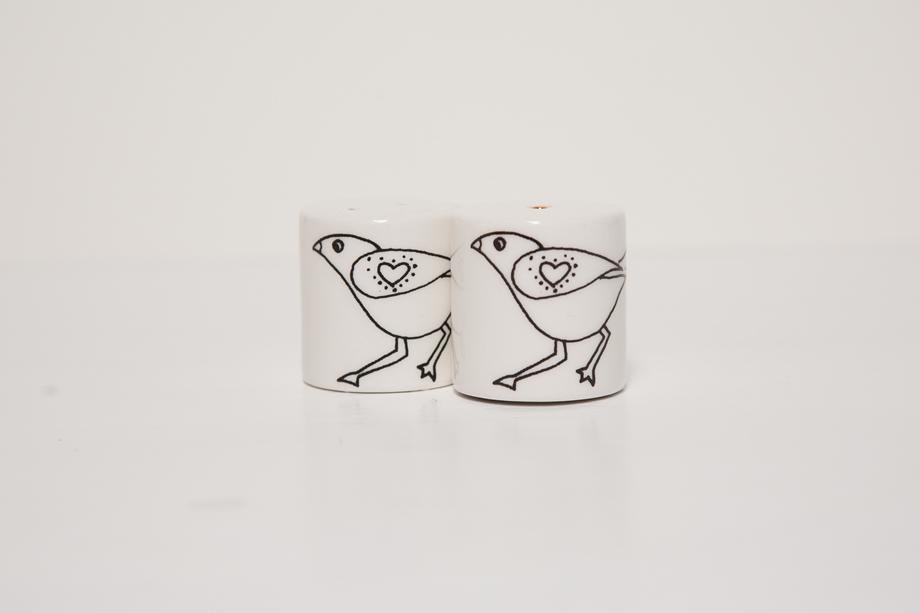 Birdies Salt & Pepper Shakers