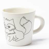 small cup fox