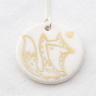 Foxy Love Pendant