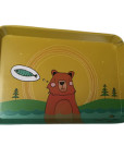 Kids Snack Tray - Bear Day Dreaming