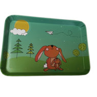 Kids Snack Tray - Bunnies