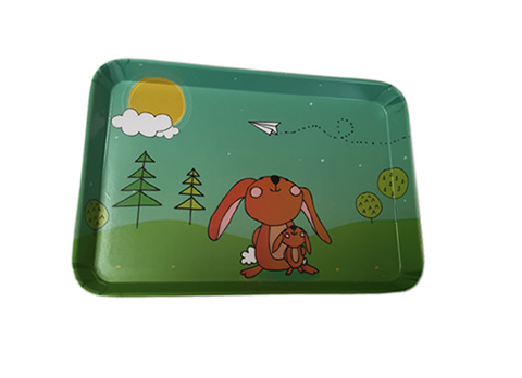 Kids Snack Tray - Bunnies