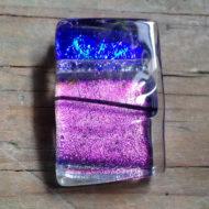 dichroic glass pendant by flickglass - Elixir