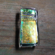 dichroic glass pendant by flickglass - Erstwhile