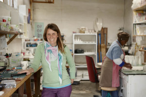 flick glass owner Frances Kierman