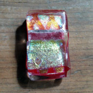 dichroic glass pendant by flickglass - Scintilla