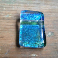 dichroic glass pendant by flickglass - Sempiternal