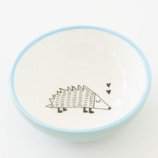 Small Ceramic Bowl - Hedgehog