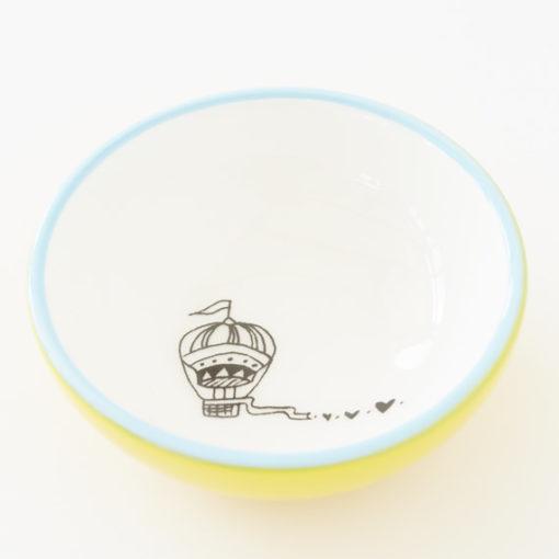 Small Bowl - Hot-Air Balloon