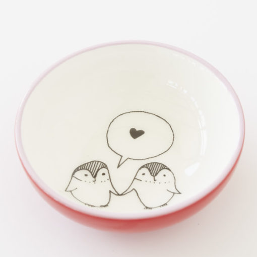 Small Bowl - Penguin Love