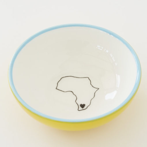 Small Bowl - South Africa