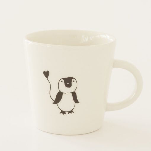 Little Penguin Ceramic Cup