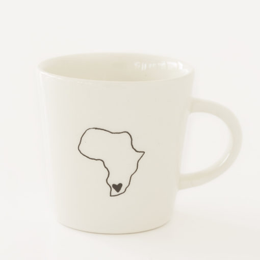 Coffee Cup - South Africa