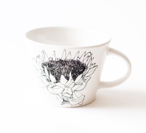 King Protea Ceramic Cup