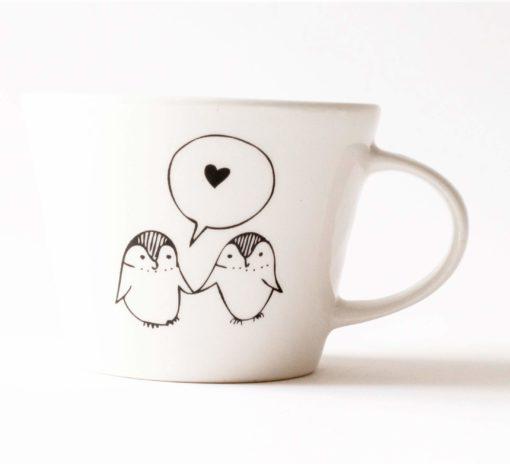 Ceramic Cup - Penguin